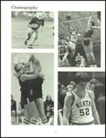 1973 Oshkosh High School Yearbook Page 86 & 87