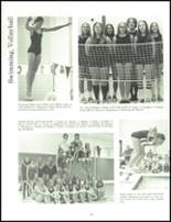 1973 Oshkosh High School Yearbook Page 92 & 93