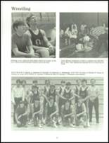1973 Oshkosh High School Yearbook Page 94 & 95