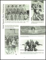 1973 Oshkosh High School Yearbook Page 96 & 97