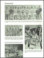 1973 Oshkosh High School Yearbook Page 98 & 99