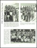 1973 Oshkosh High School Yearbook Page 104 & 105