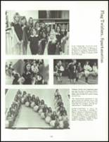 1973 Oshkosh High School Yearbook Page 106 & 107