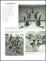 1973 Oshkosh High School Yearbook Page 108 & 109