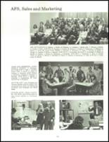 1973 Oshkosh High School Yearbook Page 110 & 111