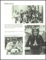 1973 Oshkosh High School Yearbook Page 112 & 113