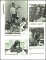 1973 Oshkosh High School Yearbook Page 118 & 119