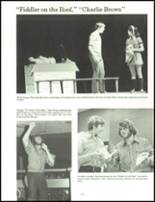 1973 Oshkosh High School Yearbook Page 124 & 125