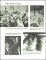 1973 Oshkosh High School Yearbook Page 126 & 127