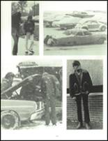 1973 Oshkosh High School Yearbook Page 154 & 155