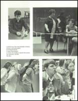 1973 Oshkosh High School Yearbook Page 156 & 157