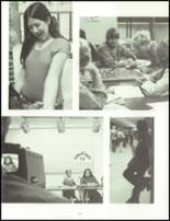 1973 Oshkosh High School Yearbook Page 158 & 159