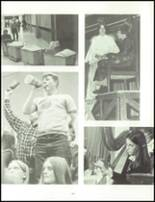 1973 Oshkosh High School Yearbook Page 160 & 161