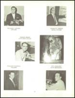 1964 Homestead High School Yearbook Page 16 & 17