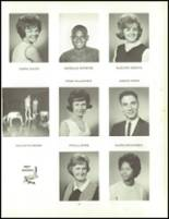 1964 Homestead High School Yearbook Page 20 & 21