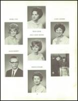 1964 Homestead High School Yearbook Page 22 & 23
