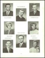 1964 Homestead High School Yearbook Page 24 & 25