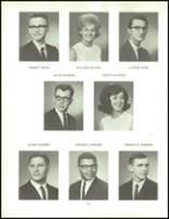 1964 Homestead High School Yearbook Page 26 & 27