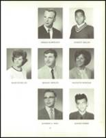 1964 Homestead High School Yearbook Page 28 & 29