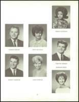 1964 Homestead High School Yearbook Page 30 & 31