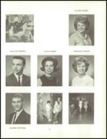 1964 Homestead High School Yearbook Page 34 & 35