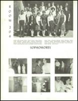 1964 Homestead High School Yearbook Page 44 & 45