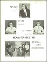 1964 Homestead High School Yearbook Page 46 & 47