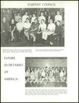 1964 Homestead High School Yearbook Page 48 & 49