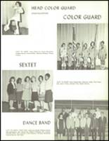 1964 Homestead High School Yearbook Page 58 & 59