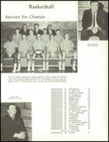 1964 Homestead High School Yearbook Page 68 & 69