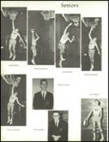 1964 Homestead High School Yearbook Page 70 & 71