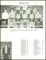 1964 Homestead High School Yearbook Page 72 & 73