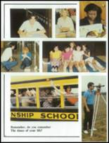 1983 Washington Township High School Yearbook Page 12 & 13
