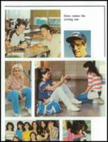 1983 Washington Township High School Yearbook Page 16 & 17