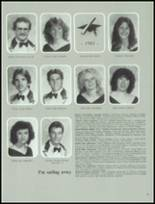 1983 Washington Township High School Yearbook Page 22 & 23