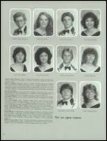 1983 Washington Township High School Yearbook Page 24 & 25