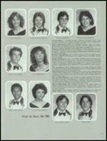 1983 Washington Township High School Yearbook Page 26 & 27