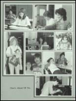 1983 Washington Township High School Yearbook Page 28 & 29