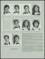 1983 Washington Township High School Yearbook Page 34 & 35