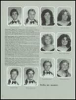 1983 Washington Township High School Yearbook Page 38 & 39