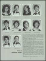 1983 Washington Township High School Yearbook Page 40 & 41