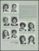 1983 Washington Township High School Yearbook Page 42 & 43