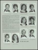 1983 Washington Township High School Yearbook Page 46 & 47