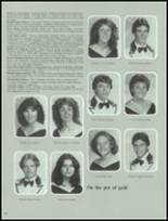 1983 Washington Township High School Yearbook Page 48 & 49