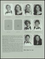 1983 Washington Township High School Yearbook Page 50 & 51