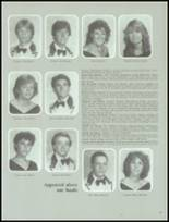 1983 Washington Township High School Yearbook Page 52 & 53