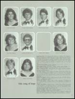 1983 Washington Township High School Yearbook Page 54 & 55