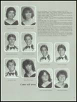 1983 Washington Township High School Yearbook Page 56 & 57