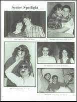 1983 Washington Township High School Yearbook Page 58 & 59