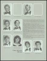 1983 Washington Township High School Yearbook Page 62 & 63